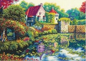 Изображение Английский замок (English castle)