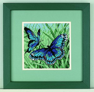Изображение Пара бабочек (Butterfly Duo)