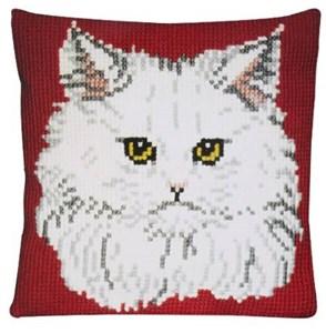 Изображение Белая кошка