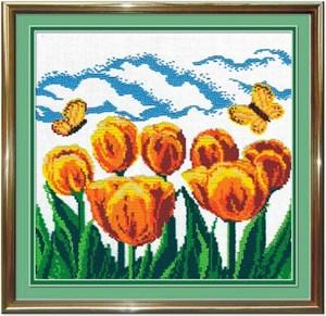 Изображение Желтые тюльпаны