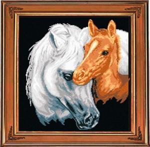 Изображение Нежность лошади