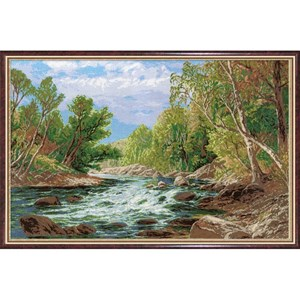 Изображение Водопад