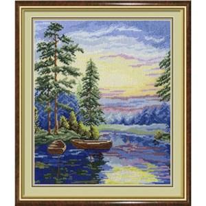 Изображение Лесное озеро
