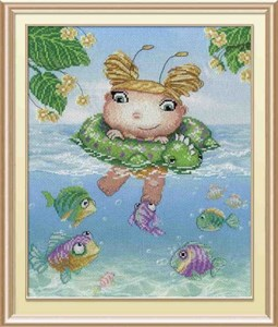 Изображение Феечка на море