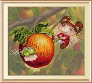Изображение Яблочная феечка