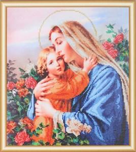Изображение Мадонна среди роз