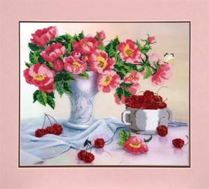 Изображение Цветы с черешней