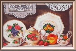 Изображение Чайный сервиз 3
