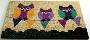 Изображение Коврик Sleepy Owls H40cm x W70cm