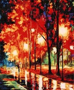 Изображение Дождливый вечер