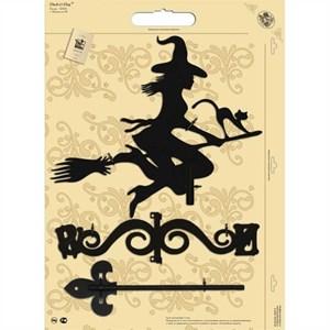 Изображение Малый флюгер Ведьма