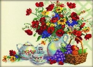 Изображение Чаепитие в саду