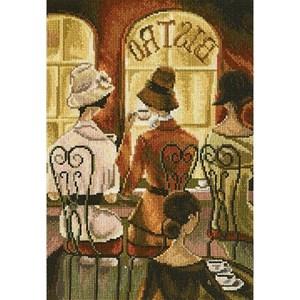 Изображение Встреча в кафе