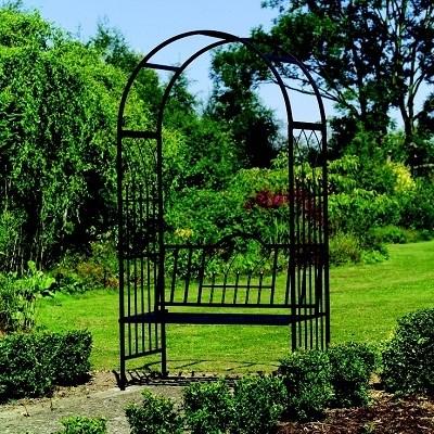 Изображение для категории Садовые арки и обелиски
