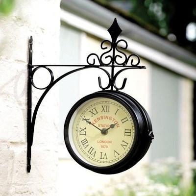 Изображение для категории Часы настенные для дома и сада