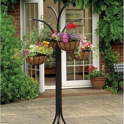 Изображение для категории Кашпо и корзины для цветов