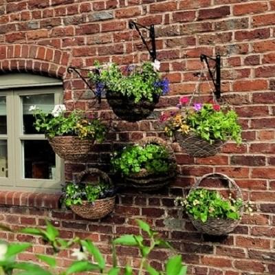 Изображение для категории Уличные кашпо для растений