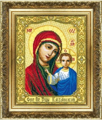 Изображение Икона Божьей Матери Казанская