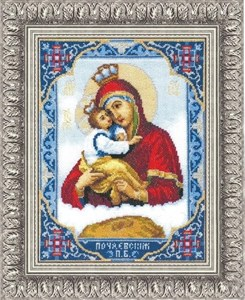 Изображение Икона Пресвятой Богородицы Почаевской