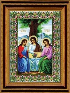 Изображение Икона Пресвятой Троицы