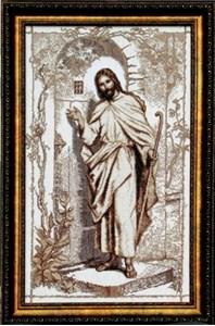 Изображение Иисус стучится в твою дверь