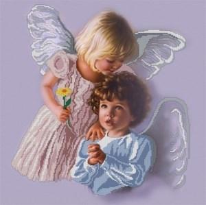 Изображение Два ангела