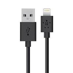 Изображение USB ChargeSync кабель Belkin черный