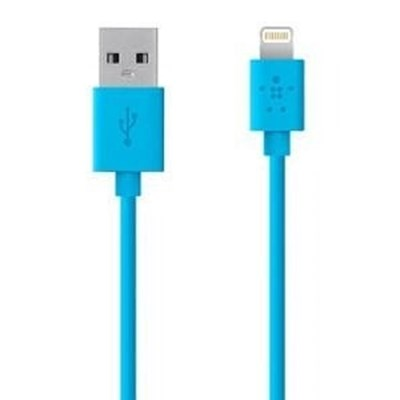 Изображение USB ChargeSync кабель Belkin синий