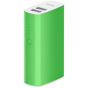 Изображение Внешний АКБ Belkin зеленый