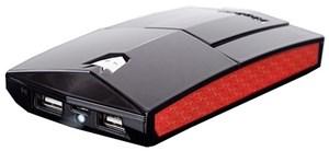 Изображение Внешний АКБ YooBao с фонариком черный