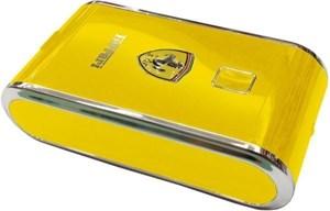 Изображение Внешний АКБ Ferrari желтый