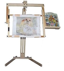 Изображение Напольный станок для вышивания