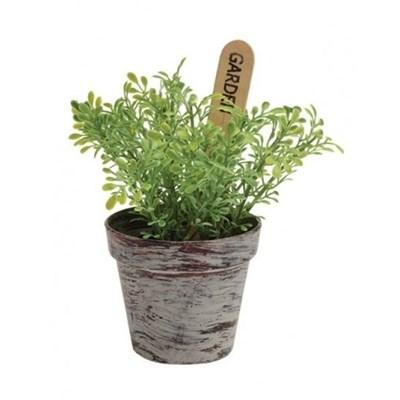 Изображение Искусственное растение в горшке