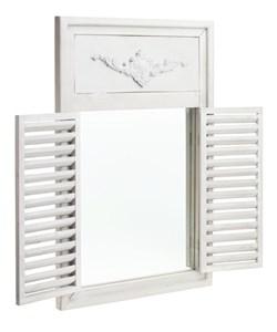 Изображение Зеркало со ставнями French Style