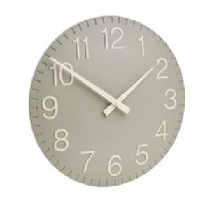 Изображение Часы Country серые