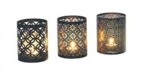 Изображение Набор из трех подсвечников Arabian
