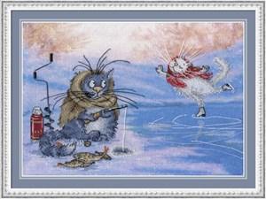 Изображение Ах ты, зимушка-зима