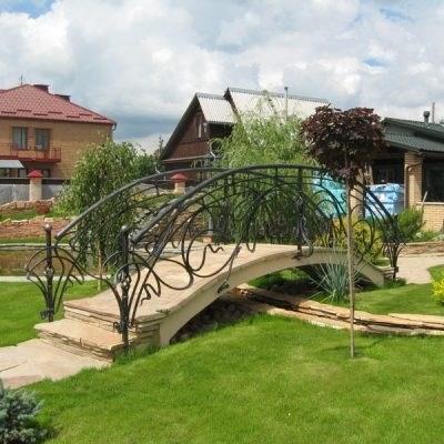Изображение для категории Мостики садовые