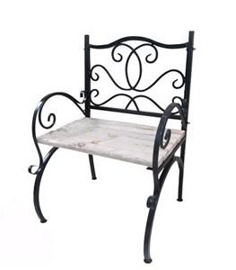 Изображение Кресло кованое