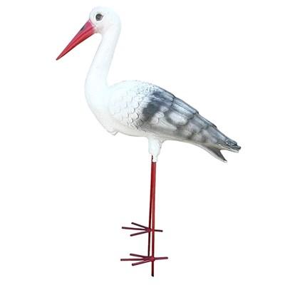 Изображение Аист железные ноги
