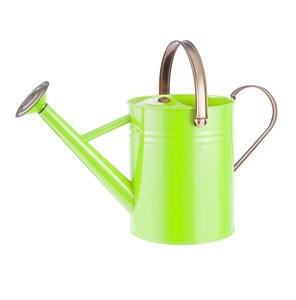 Изображение Лейка 4.5л, металл, зеленый