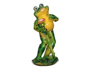 Изображение Лягушка с кувшинкой