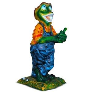 Изображение Лягушка садовник