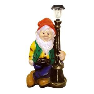 Изображение Светильник Гном с фонарем