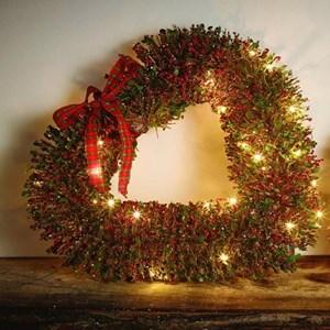 Изображение Рождественский декор сердце
