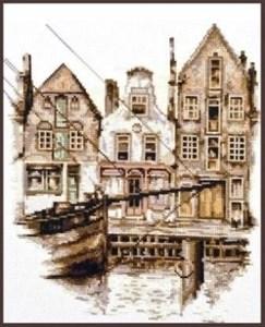 Изображение Старый Амстердам