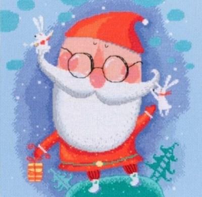 Изображение Добрый Санта