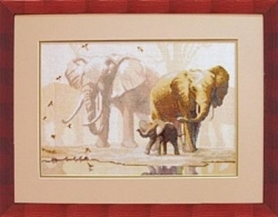 Изображение Слоны