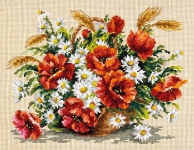 Изображение Букет полевых