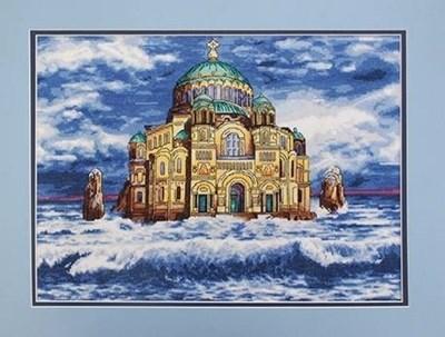 Изображение Морской Никольский собор (Кронштадт)